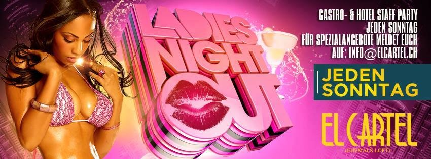 Ladies Night Out - Hotel- & Gastro Staff Party