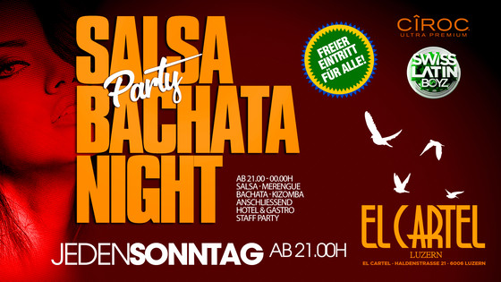 Salsa & Bachata Night