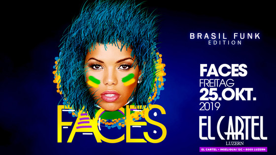 Faces - Brasil Funk Edition